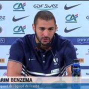 Football / Equipe de France / Benzema a reçu le soutien de Zidane