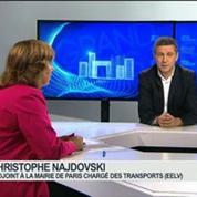 Société Civile: Jérôme Dubus, dans Grand Paris – 3/4