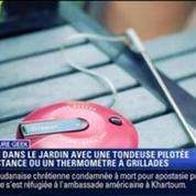 Culture Geek: Tondeuse connectée, thermomètre intelligent pour vos grillades, caméra: passez un bel été dans votre jardin –