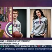 Made in Paris: Blandine Berjot et Bruno Louis, Orijns, dans Paris est à vous –