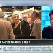 RMC Politique : Marine Lepen n'a pas réussi à constituer un groupe au parlement européen –