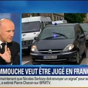 BFM Story: Medhi Nemmouche veut être jugé en France