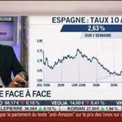 Le PIB américain entraîne les marchés européens dans sa chute: Jean Borjeix VS Thierry Sarles, dans Intégrale Placements – 2/2