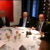 Débarquement: Obama et Hollande réunis pour un dîner officiel au Chiberta