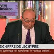 E. Lechypre: Modernisation du marché du travail: la France n'a pas bougé depuis 20 ans