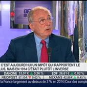 La Maison de l'épargne fête le centenaire de l'impôt sur le revenu: Gérard Auffray, dans Intégrale Placements –
