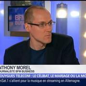 Bouygues Telecom: le célibat, le mariage ou la mort ?, dans Les Décodeurs de l'éco 4/5