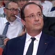 La visite de Hollande à Tulle perturbée par l'alarme de la médiathèque