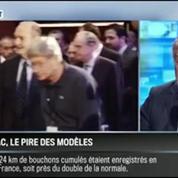 Le parti pris d'Hervé Gattegno: Chirac est le pire des modèles