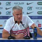 Football / Equipe de France / Deschamps s'exprime sur la rudesse du Honduras et sur son équipe