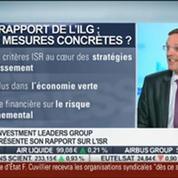 ILG: Rapport sur l'Investissement Socialement Responsable: Frédéric Vuillod, dans Intégrale Bourse –
