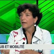 Média urbain et mobilité électrique: Emmanuelle Champaud, dans Green Business –