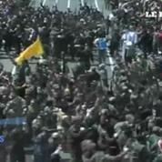 Bagdad : démonstration de force des miliciens chiites