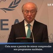 Nucléaire: le chef de l'AIEA salue les efforts de l'Iran