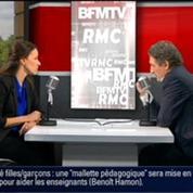 Bourdin Direct : Aurélie Filippetti –
