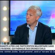 VivaSanté investit dans les drones civils, Pierre Moustial, dans GMB