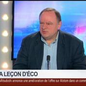 Jean-Marc Daniel: Les négociations autour de l'allongement du temps de travail des fonctionnaires en 1993 –