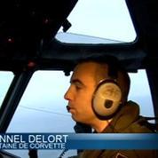 D-Day: les marins du ciel patrouillent à bord de l'ATL-2