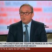 Jean-Yves Gilet, directeur exécutif de Bpifrance, dans Le Grand Journal 2/4