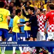Dejan Lovren: c'est un scandale pour la FIFA. Autant donner tout de suite la coupe au Brésil