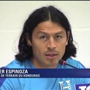 Football / Equipe de France / Le Honduras furieux