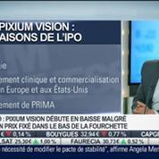 Pixium Vision: Introduction en bourse: Bernard Gilly, dans Intégrale Bourse –