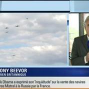 Antony Beevor: L'invité de Ruth Elkrief