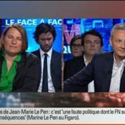 BFM Politique: Bruno Le Maire face à Valérie Rabault 5/6