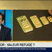 L'or est-elle toujours une valeur refuge ?, dans C'est votre argent 4/5