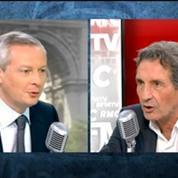 Pour Bruno Le Maire, les primaires s'imposeront à tous pour 2017