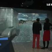 Le port artificiel du Débarquement reconstitué en 3D