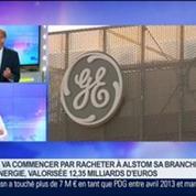 Alstom: La solution qui a été trouvée est une solution qui rassure tout le monde, Patrick Kron, dans GMB