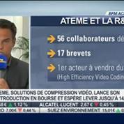 Viadeo et Ateme s'introduisent en Bourse: Éric Lewin, dans Intégrale Bourse –