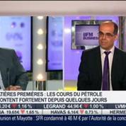 Rachid Medjaoui VS Stanislas de Bailliencourt: La nouvelle crise en Irak menacerait-elle les marchés?, dans Intégrale Placements – 1/2