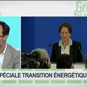 Spécial Transition énergétique: Sabine Buis, Nicolas Garnier, Guy Auger, Daniel Bour et Arnaud Gossement, dans Green Business 1/5