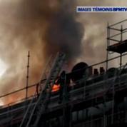 Aubervilliers: un incendie fait deux morts et six blessés - 0706