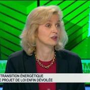 Loi sur la transition énergétique: Projet enfin dévoilé: Patricia Laurent, dans Green Business – 1/5