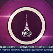 Le rendez-vous du jour: Sandrine Mercier, dans Paris est à vous