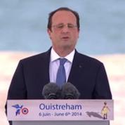 Hollande aux chefs d'État: «Ce qui nous attend est plus qu'un devoir, c'est une obligation»
