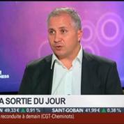 La sortie du jour: Jonathan Gervoson, dans Paris est à vous –
