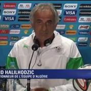 Football / Vahid et les journalistes