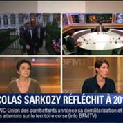 Le Soir BFM: Nicolas Sarkozy va-t-il se présenter à la primaire UMP pour 2017 ? 5/5