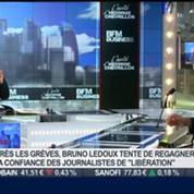 Bruno Ledoux, Libération, dans l'invité de BFM Business –