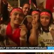 Égypte: nouvelles agressions de femmes place Tahrir