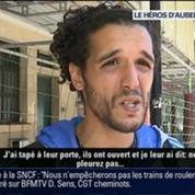 7 jours BFM: Mohssen, le héros d'Aubervilliers –