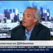 Vincent Leclabart, Association des Agences-Conseils en Communication, dans l'invité de BFM Business –