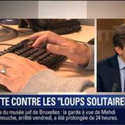 Le Soir BFM: Le député UMP Guillaume Larrivé propose une loi pour traquer les loups solitaires 3/4
