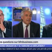 Mario Draghi va-t-il vaincre la déflation ?, dans Les Décodeurs de l'éco 2/5