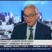 Jean Pisani-Ferry, commissaire général à la stratégie et la prospective, dans l'invité de BFM Business –