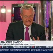 Le Paris de Jean-Louis Bianco, président de l'Observatoire de la laïcité, dans Paris est à vous –